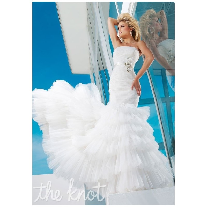 Tony Bowls Bridal for Mon Cheri T112236 - Charming Custom-made ...