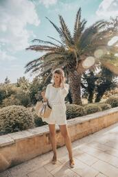 stephanie sterjovski - life + style,blogger,sweater,bag,shorts,shoes,scarf,jewels,sunglasses