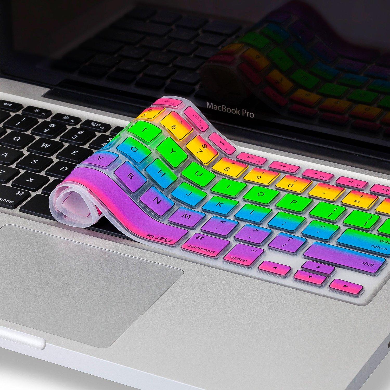MacBook Keyboard Cover - Rainbow
