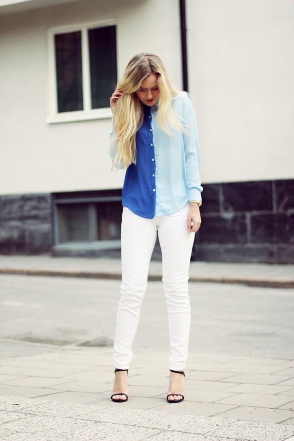 fanny staaf jeans shirt shoes jewels