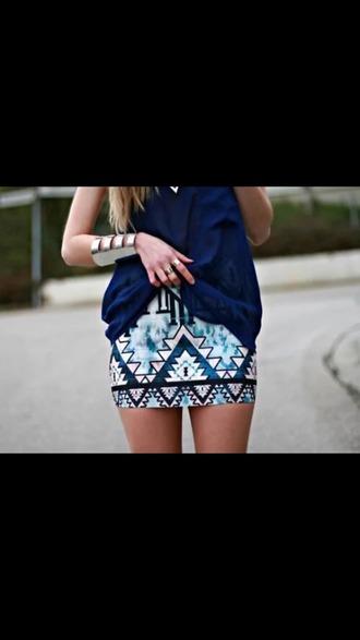 skirt ethnic colorful beautiful