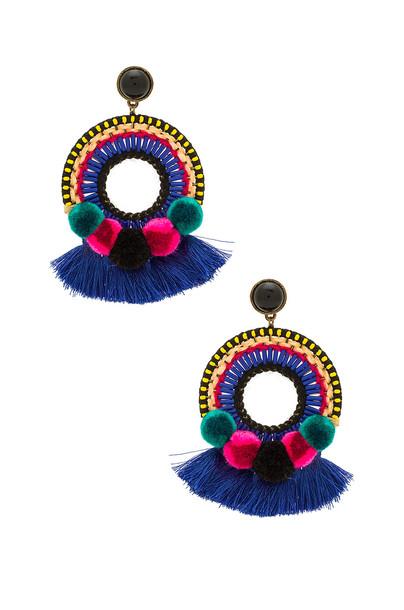 Nannacay earrings jewels