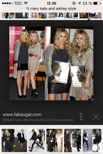 skirt black leather skirt spandex dress latex mary kate olsen ashley olsen twin olsen black pencil skirt pencil skirt little black dress black grunge fashion