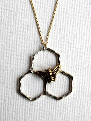 rachel pfeffer designs - Mini Honeycomb Necklace | VAULT