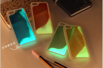 phone cover case cover iphone cover iphone case luminous original iphone 5 case gel case
