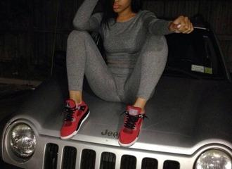 red trainers american jordans red sneakers jays jordans for girls jordan sneakers red jordans trainers jumpsuit