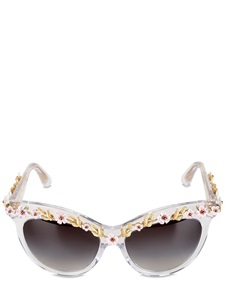 SUNGLASSES - DOLCE & GABBANA -  LUISAVIAROMA.COM - WOMEN'S ACCESSORIES - SPRING SUMMER 2014