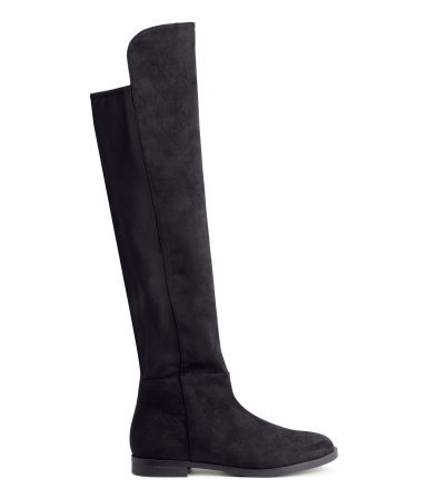 H&M Knee-length boots £34.99