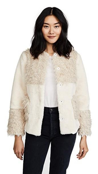 coat faux fur coat fur coat fur faux fur