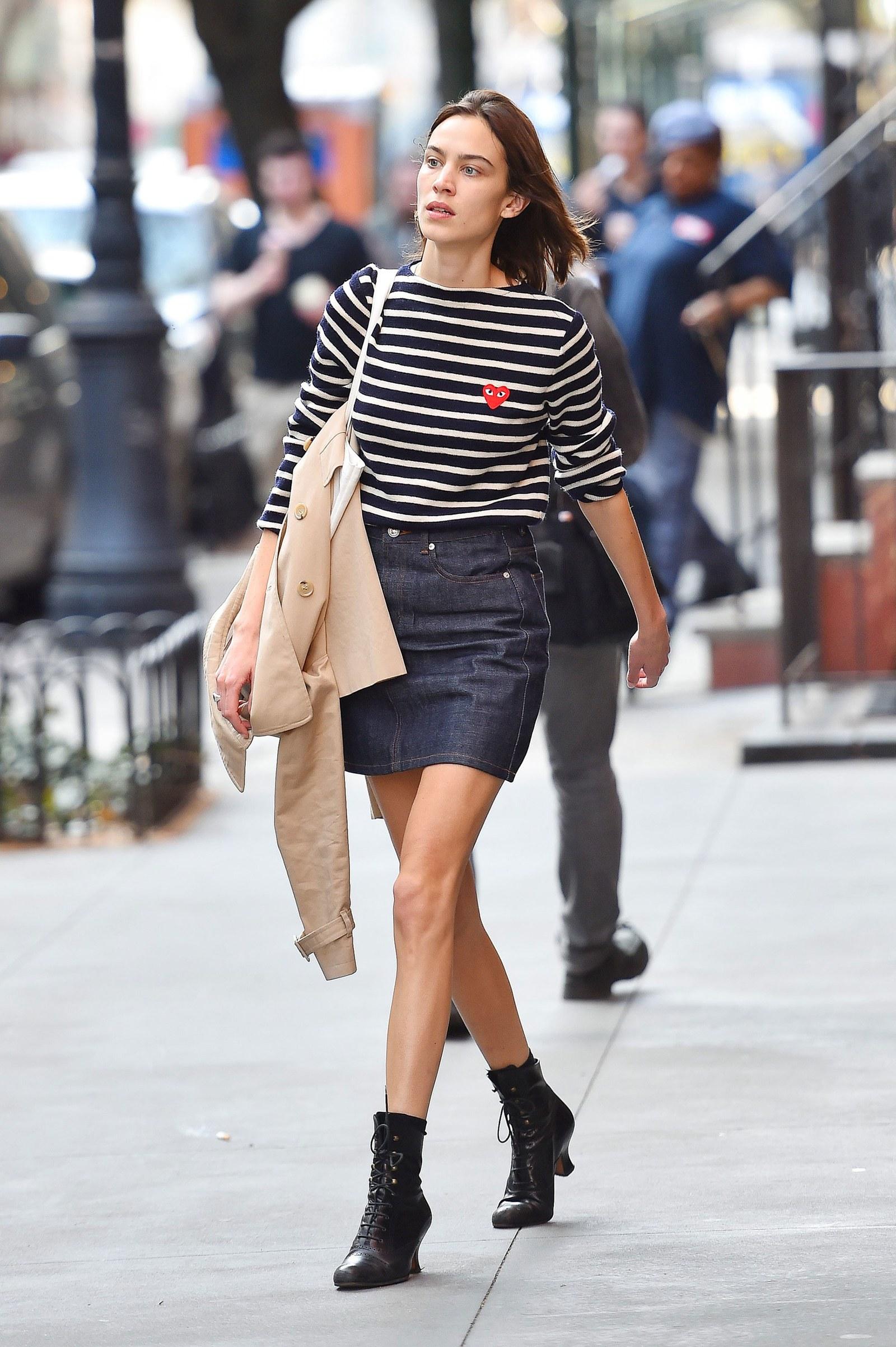 Le Fashion: STREET STYLE