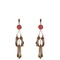 Fringed earrings | etro | matchesfashion.com us