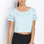 Athletic Boxy Tee | FOREVER 21 - 2000107926