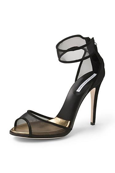 Rae mesh sandal