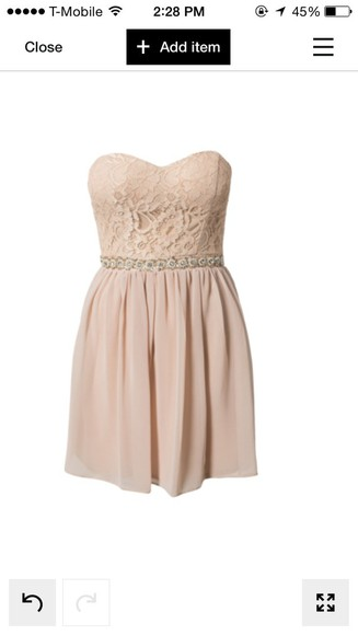 dress bustier dress pink pink dress lace dress