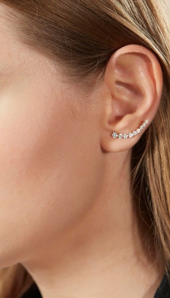 jewels diamonds earrings
