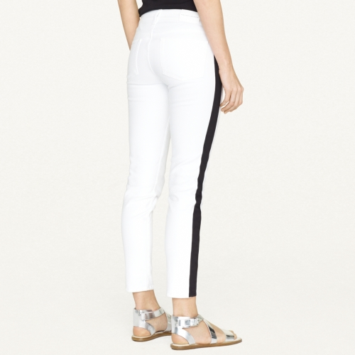 Cotton 400 ankle jean