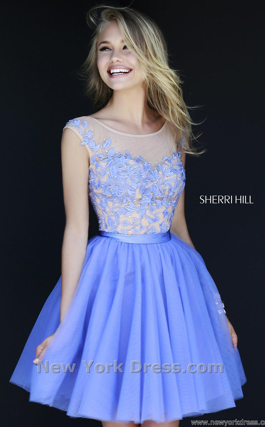 Sherri Hill 11171 Dress - NewYorkDress.com