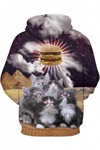 sweater funny cats cute kawaii long sleeves fall outfits trendy fashion beautifulhalo