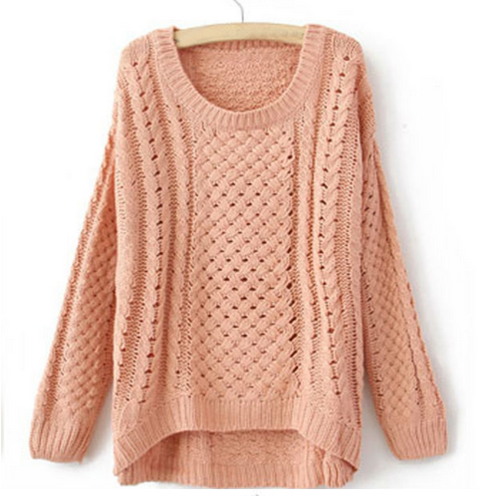 Candy colors sweater · candlelight · online store powered by storenvy