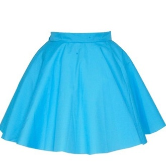 skirt styleiconscloset.com turquoise party skirt