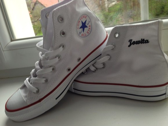 shoes converse converse all star white converse