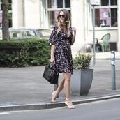 the vogue word,blogger,dress,shoes,bag,sunglasses