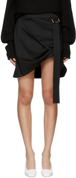 Helmut Lang skirt black