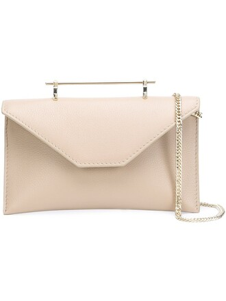 bag shoulder bag nude