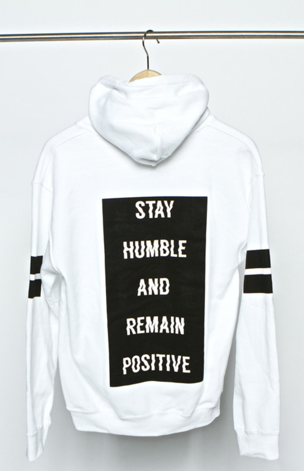 hoodie sweatshirt white black urban new years resolution winter swag sweater
