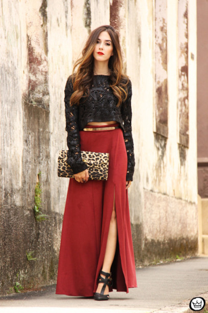 fashion coolture blogger sweater skirt shoes