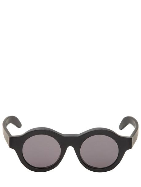 matte sunglasses black matte black