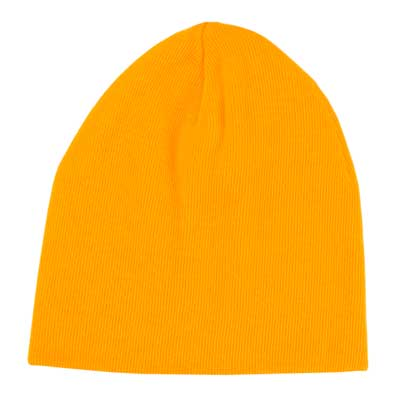 Single piece : solid beanie hats : wholesaleforeveryone.com
