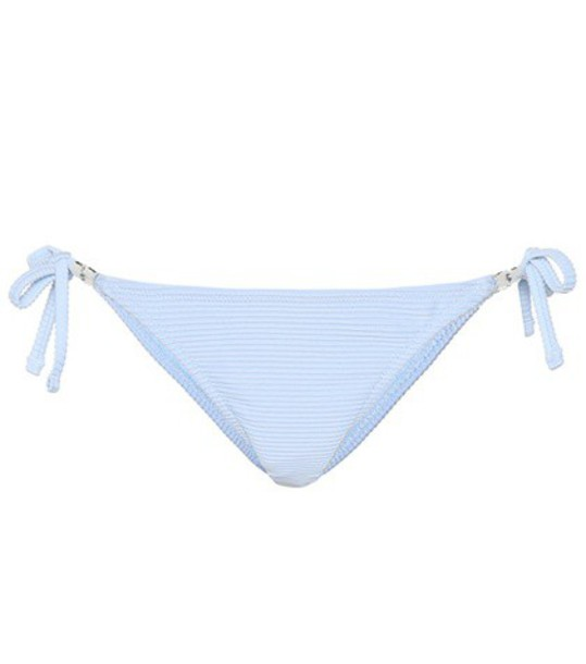 Heidi Klein bikini bikini bottoms blue swimwear
