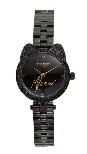 meow watch black jewels