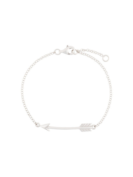 True Rocks arrow women silver grey metallic jewels