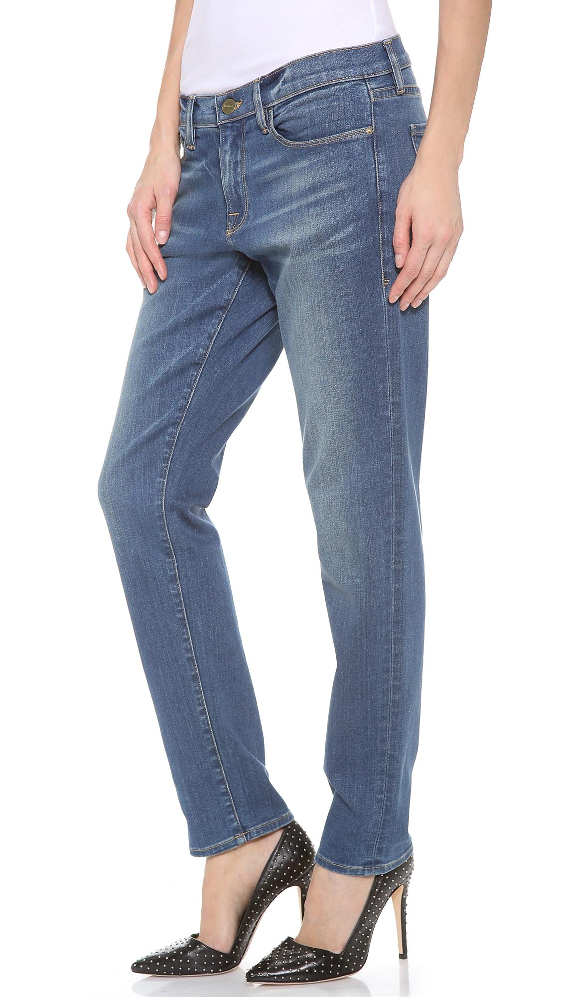 FRAME Le Garcon Jeans | SHOPBOP
