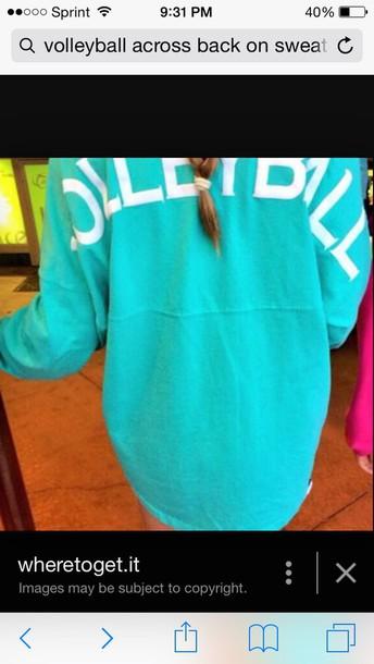 sweater volleyball sweater tiffay blue shirt nike long sleeve shirt or sweatshirt rt swimwear white bathing suit