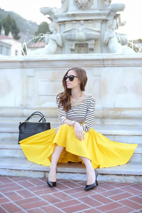 m loves m t-shirt skirt shoes bag jewels
