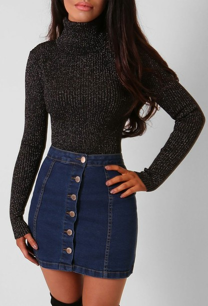 skirt sweater turtleneck i want the same exact sweater