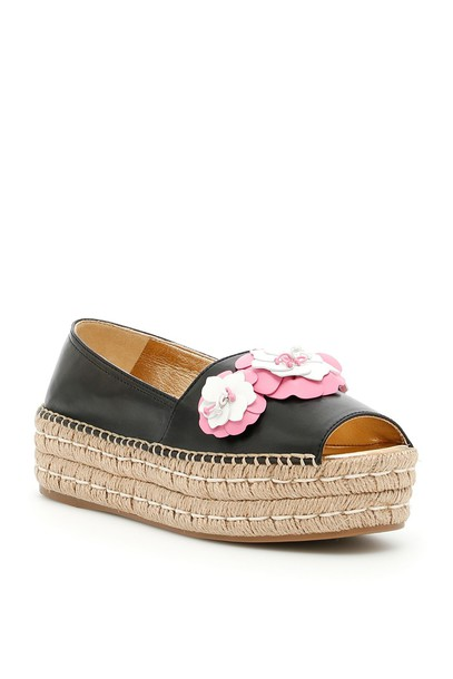 Prada wedges shoes