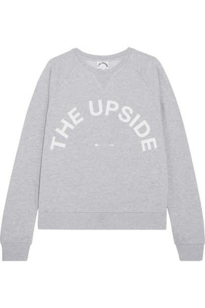 sweatshirt light cotton sweater