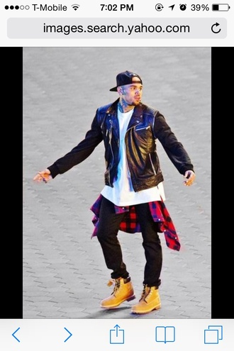 blouse coat shirt jeans chris brown loyal music video t-shirt menswear