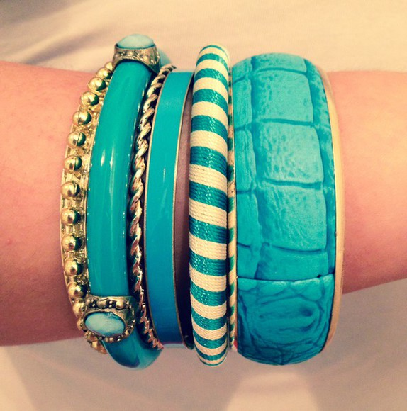 jewels bangles bracelets jewelry bracelets candy gems stripes