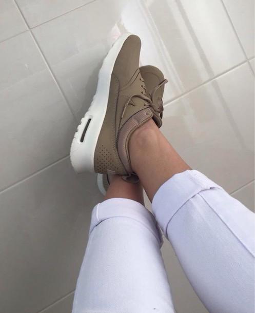 shoes nike olive green air max 6f2edd3731ae
