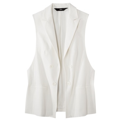 Mossimo® Womens Collared Vest - Assorted Colors : Target