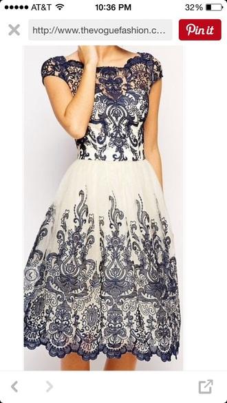 dress navy dress white dress lace dress beautiful dresses
