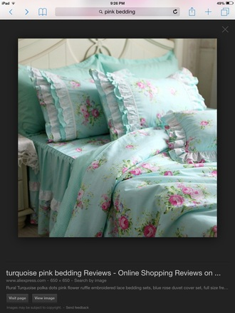 blouse bedding romantic home accessory floral vintage home furniture etsy duvet