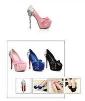 shoes,round toe,girly shoes,snake heels,snake print,high heels,lace heels,pumps,black heels,black  high heels,blue heels,blue high heels,pink heels,pink high heels,baby pink high heels,royal blue,black pumps,clubwear,cute shoes,red sole,red sole shoes