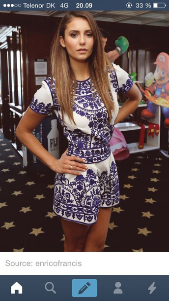 jumpsuit dress sleeves short sleeve romper classy two-piece two-piece set crop set blue gorgeous chic