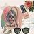 Custom Print Skull Lightweight Sweatshirt  from Tumblr Fashion on Storenvy